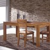 Conjunto sillas y mesas