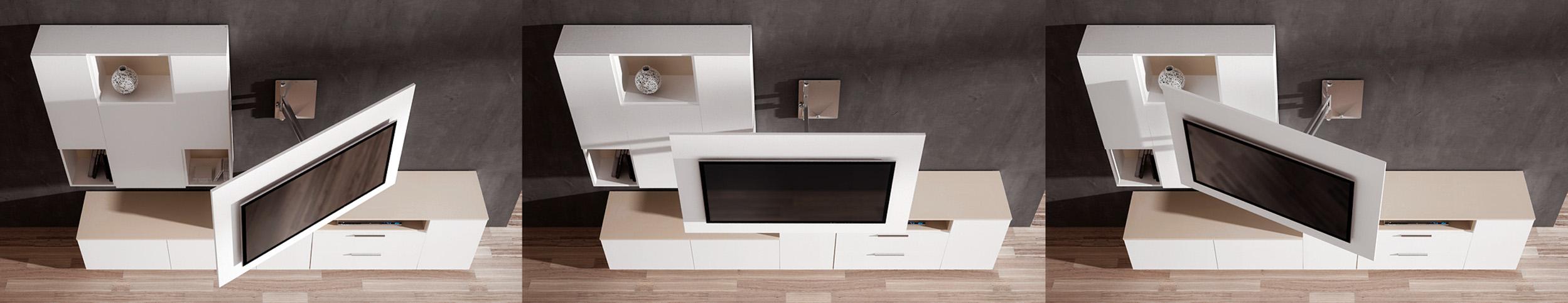 Mueble sal n ferpi muebles - Mueble ordenador salon ...
