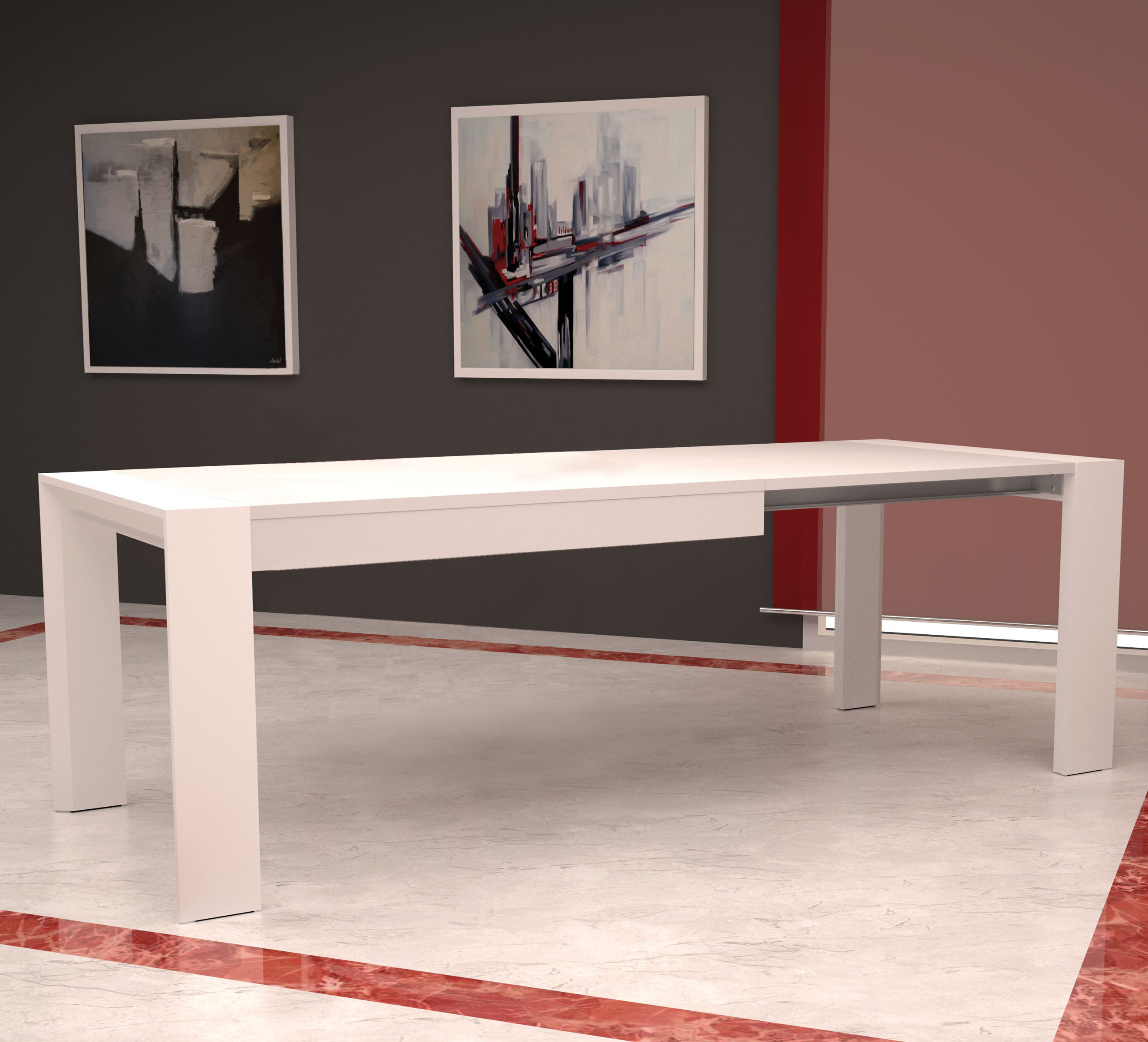Mesa de comedor ferpi muebles for Mesas de comedor pequea as