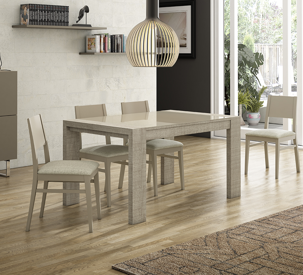 Mesa de centro ferpi muebles - Muebles auxiliares comedor ...