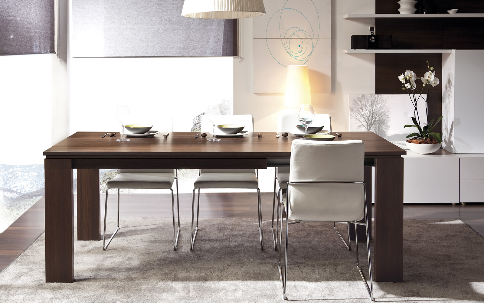 Mesa de comedor ferpi muebles for Muebles de comedor mesas